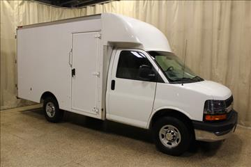 2013 Chevrolet Express Cutaway for sale at AutoLand Outlets Inc in Roscoe IL