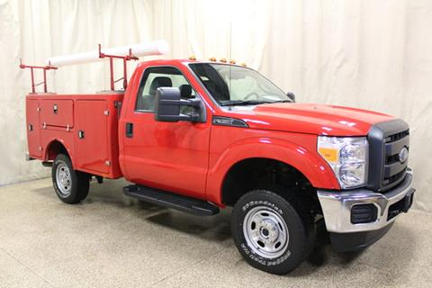 2015 Ford F-350 Super Duty for sale at AutoLand Outlets Inc in Roscoe IL