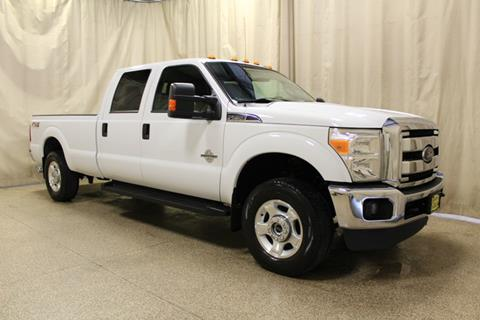 2014 Ford F-250 Super Duty for sale at AutoLand Outlets Inc in Roscoe IL