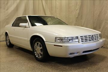 2002 Cadillac Eldorado for sale at AutoLand Outlets Inc in Roscoe IL