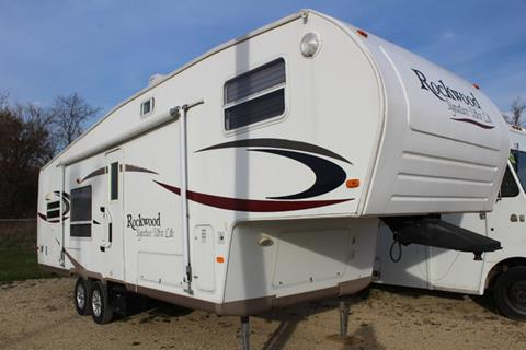 2007 Rockwood 8280SS for sale in Roscoe, IL