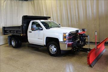 2016 Chevrolet Silverado 3500HD for sale at AutoLand Outlets Inc in Roscoe IL