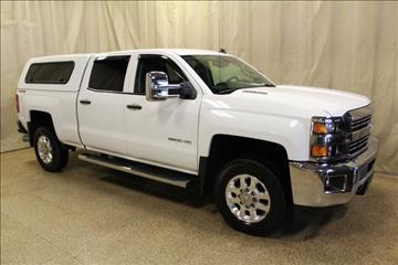 2015 Chevrolet Silverado 2500HD for sale at AutoLand Outlets Inc in Roscoe IL