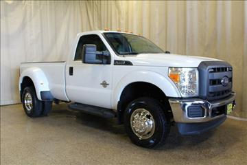 2014 Ford F-350 Super Duty for sale at AutoLand Outlets Inc in Roscoe IL