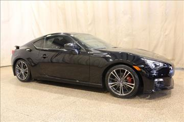 2015 Subaru BRZ for sale at AutoLand Outlets Inc in Roscoe IL