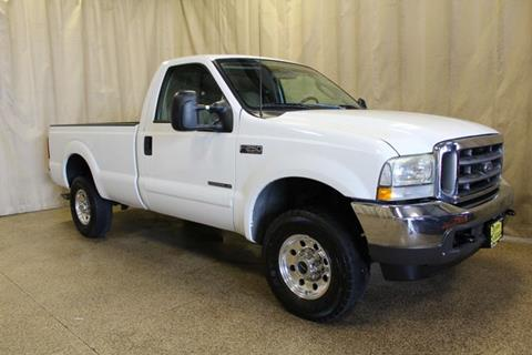 2003 Ford F-250 Super Duty for sale at AutoLand Outlets Inc in Roscoe IL