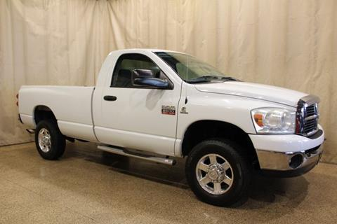 2007 Dodge Ram Pickup 2500 for sale at AutoLand Outlets Inc in Roscoe IL