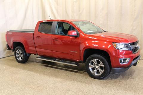 2015 Chevrolet Colorado for sale at AutoLand Outlets Inc in Roscoe IL