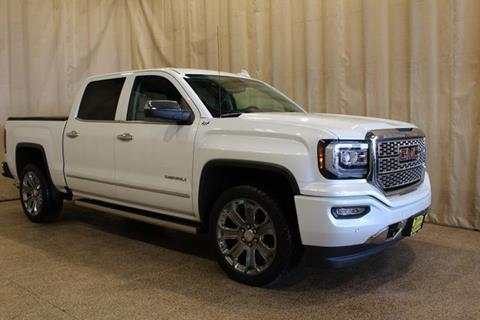 2017 GMC Sierra 1500 for sale at AutoLand Outlets Inc in Roscoe IL