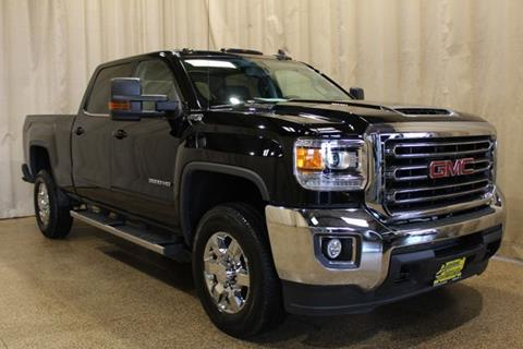 2017 GMC Sierra 3500HD for sale at AutoLand Outlets Inc in Roscoe IL