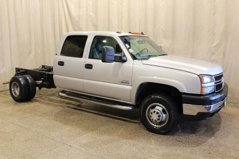 2007 Chevrolet Silverado 3500 Classic for sale in Roscoe, IL