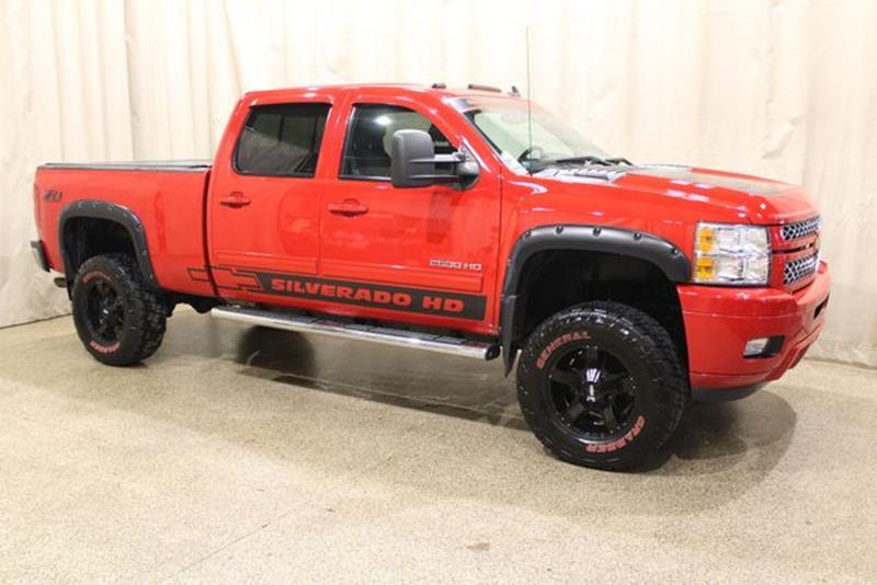 2014 Chevrolet Silverado 2500HD For Sale At AutoLand Outlets Inc In Roscoe  IL