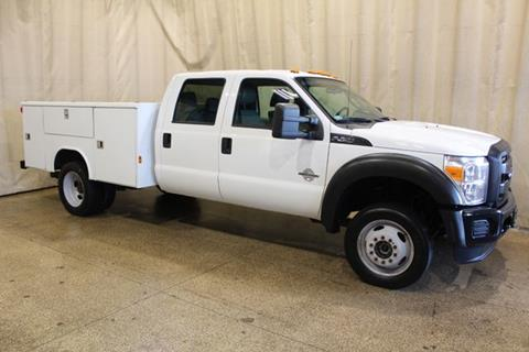 2016 Ford F-450 Super Duty for sale in Roscoe, IL