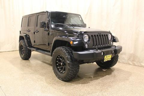 2014 Jeep Wrangler Unlimited for sale in Roscoe, IL