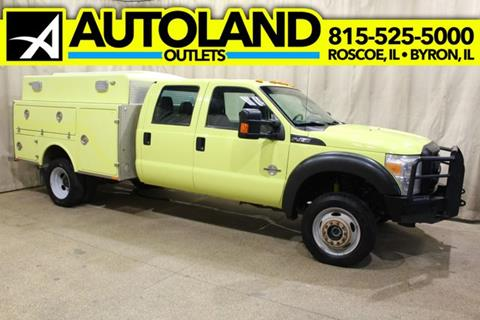2011 Ford F-450 Super Duty for sale in Roscoe, IL