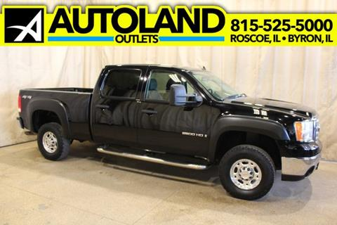 2009 GMC Sierra 2500HD for sale in Roscoe, IL