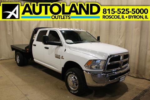 2017 RAM Ram Chassis 3500 for sale in Roscoe, IL