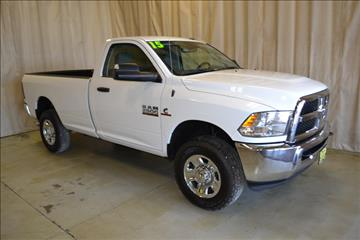 2015 RAM Ram Pickup 2500 for sale at AutoLand Outlets Inc in Roscoe IL