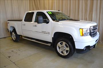 2013 GMC Sierra 2500HD for sale at AutoLand Outlets Inc in Roscoe IL