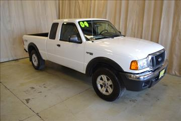 2004 Ford Ranger for sale at AutoLand Outlets Inc in Roscoe IL