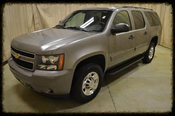 2009 Chevrolet Suburban for sale at AutoLand Outlets Inc in Roscoe IL