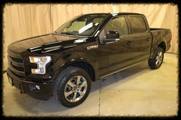 2016 Ford F-150 for sale at AutoLand Outlets Inc in Roscoe IL