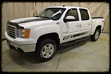 2011 GMC Sierra 1500 for sale at AutoLand Outlets Inc in Roscoe IL