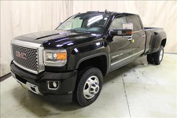 2015 GMC Sierra 3500HD for sale at AutoLand Outlets Inc in Roscoe IL