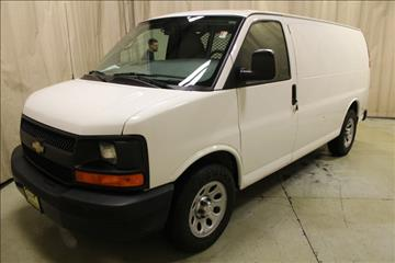 2014 Chevrolet Express Cargo for sale at AutoLand Outlets Inc in Roscoe IL