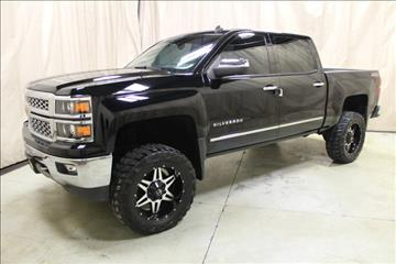 2014 Chevrolet Silverado 1500 for sale at AutoLand Outlets Inc in Roscoe IL