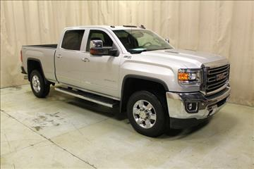 2015 GMC Sierra 2500HD for sale at AutoLand Outlets Inc in Roscoe IL