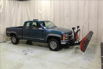 1998 Chevrolet C/K 2500 Series for sale at AutoLand Outlets Inc in Roscoe IL