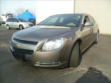 2010 Chevrolet Malibu for sale at AutoLand Outlets Inc in Roscoe IL