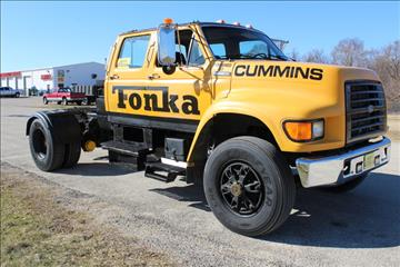 1995 Ford F-800 for sale at AutoLand Outlets Inc in Roscoe IL