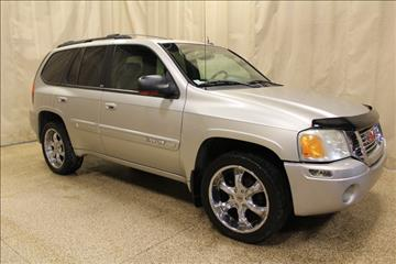 2004 GMC Envoy for sale at AutoLand Outlets Inc in Roscoe IL