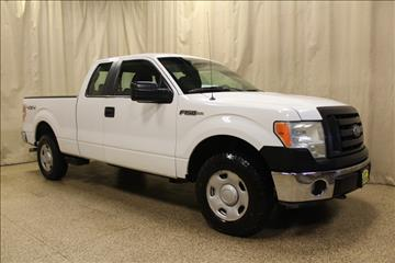 2009 Ford F-150 for sale at AutoLand Outlets Inc in Roscoe IL