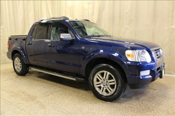 2008 Ford Explorer Sport Trac for sale at AutoLand Outlets Inc in Roscoe IL