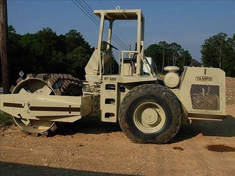 1980 tampo compactor for sale in Liberty, KY