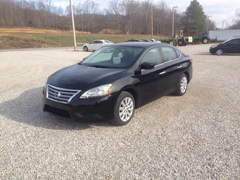2013 Nissan Sentra for sale in Liberty, KY