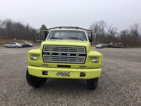 1981 Ford F700 for sale in Liberty, KY