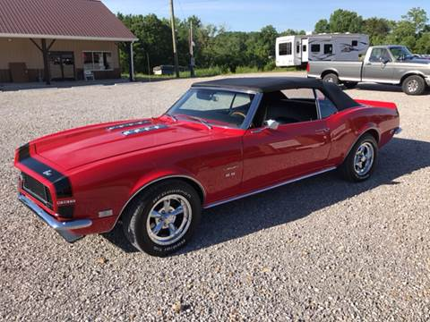 1968 Chevrolet Camaro For Sale In Kentucky Carsforsale Com 174