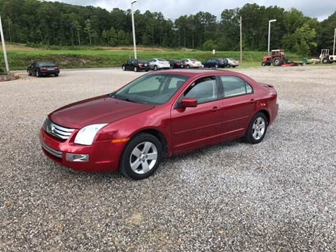 2008 Ford Fusion for sale in Liberty, KY