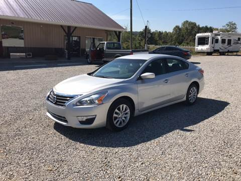 2015 Nissan Altima for sale in Liberty, KY