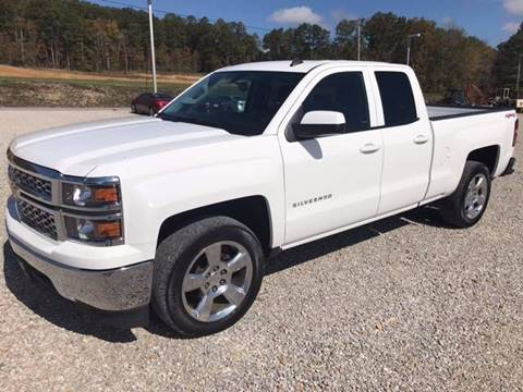 2014 Chevrolet Silverado 1500 for sale in Liberty, KY