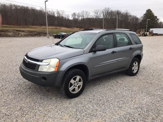 2006 Chevrolet Equinox For Sale At Discount Auto Sales In Liberty KY