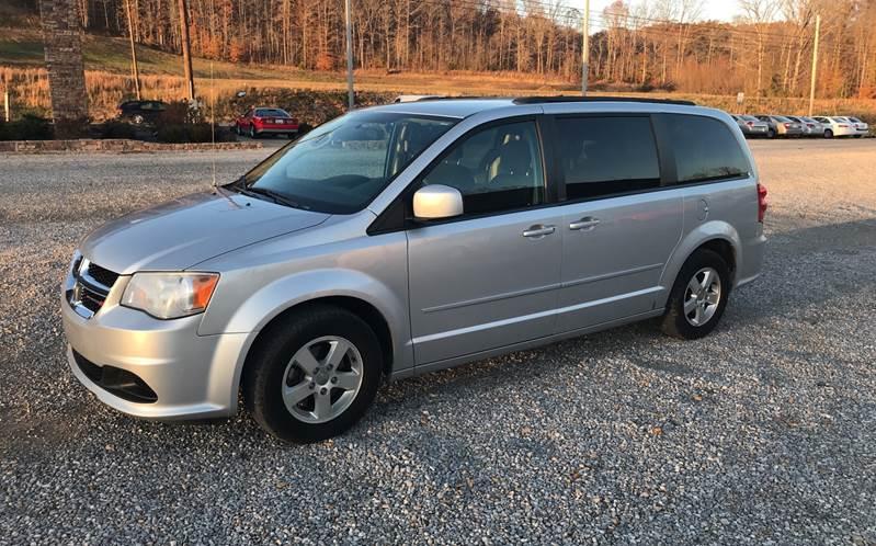 2012 Dodge Grand Caravan Sxt In Liberty Ky Discount Auto Sales