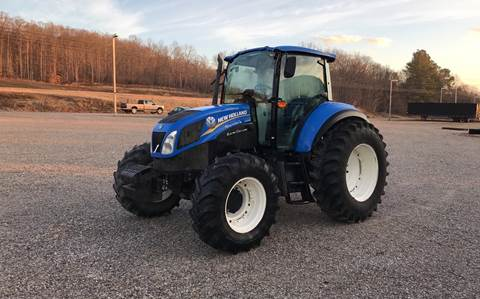 2013 New Holland T5.115 for sale in Liberty, KY