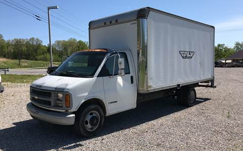 2000 Chevrolet Express Cutaway for sale in Liberty, KY