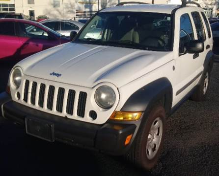 2007 Jeep Liberty for sale in Burlington, NJ