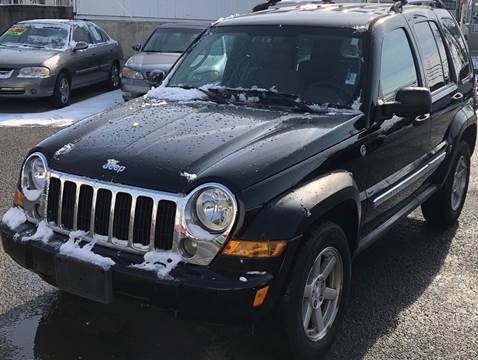 2006 Jeep Liberty for sale in Burlington, NJ